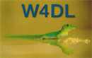 W4DL's 1st QSL Card